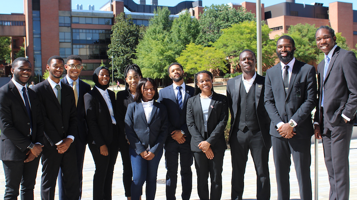 UMBC Chapter of the National Society of Black Engineers