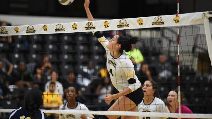 UMBC Volleyball