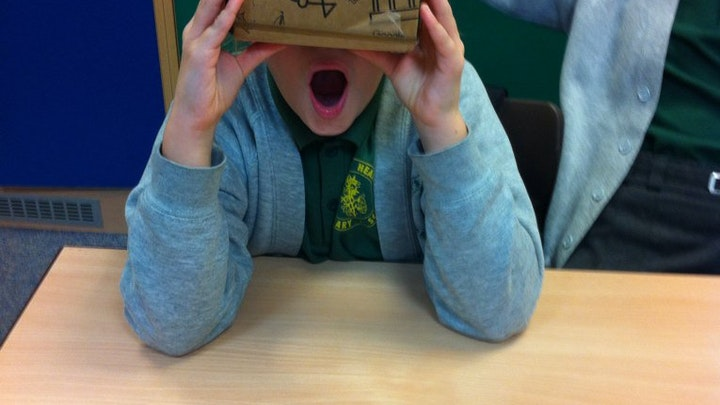 Lunt's Heath Primary School- Making VR A Reality